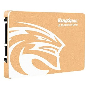 KingSpec MLC 256GB 2.5インチ SATA3 Solid State Drive 256gb SATA SSD