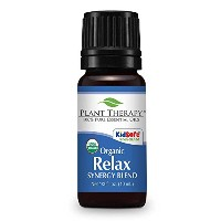 Plant Therapy Relax Synergy Organic Essential Oil Blend. 100% Pure and Undiluted for Aromatherapy,...