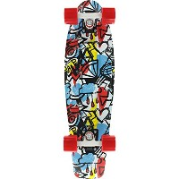 Penny Skateboards Cosmic Fusion 27 Complete Skateboard - 7.5 x 27 by Penny Skateboards