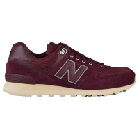 (取寄)ニューバランス メンズ 574 New balance Men's 574 Chocolate Cherry Sand
