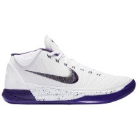 (取寄)Nike ナイキ メンズ コービー A.D. Nike Men's Kobe A.D. White Court Purple Black