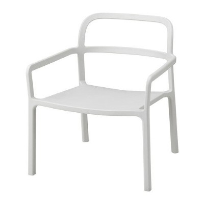 【IKEA/イケア/通販】 YPPERLIG アームチェア, ライトグレー(a)(90346865)