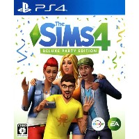 【中古】The Sims 4 Deluxe Party Edition (限定版)