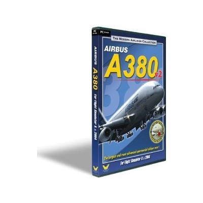 Airbus A380 v2 for Microsoft Flight Simulator X & 2004 (輸入版)