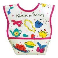 Dex Baby Dura Bib - Stage 1 - Small 3 - 12 Months (Princess In Training) by DEX