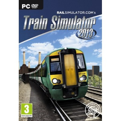 Train Simulator 2013 (PC) (輸入版)