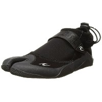 Rip Curl Reefer Boot 1.5mm Toe Boots, Size 10, Black by Rip Curl