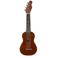 Fender / Venice Soprano Ukulele Natural [California Coast Series] ウクレレ ソプラノ