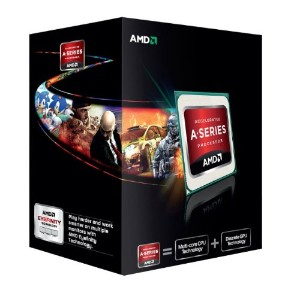 AMD A-Series A8 5600K Black Edition ソケットFM2 TDP 100W 3.6GHz×4 GPU HD7560D  AD560KWOHJBOX