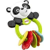 Fisher-Price Clacker Ring, Panda by Fisher-Price