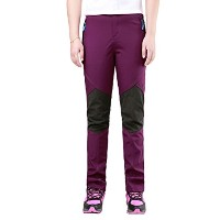 Zhuhaitf レディース アウトドア 通気 Ultra-durable 防水 Pant Quick-drying Trousers Slim-fitting for Women Everyday...