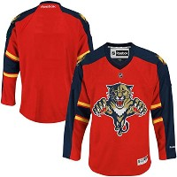 Florida Panthers NHL Hockey幼児2 – 4t 1つサイズチームジャージーレッド