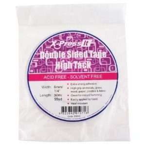 X-Press It DSH6 Double-Sided High Tack Tape