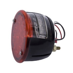 Rugged Ridge 12403.81 Driver Side LED Tail Light [並行輸入品]