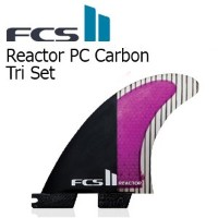 FCS2 エフシーエス ワンタッチ フィン トライフィン FCS2 REACTOR PC CARBON FCS2 LARGE