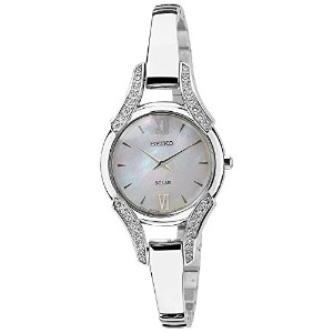 Seiko Ladies Solar Dress Watch SUP213P1【逆輸入品】