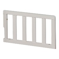 Simmons Toddler Guard Rail, White by Simmons