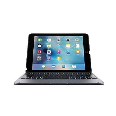 Clamcase+ for iPad Pro 9.7, Incipio ClamCase+ Backlit Bluetooth Keyboard for iPad Pro 9.7 - Space...