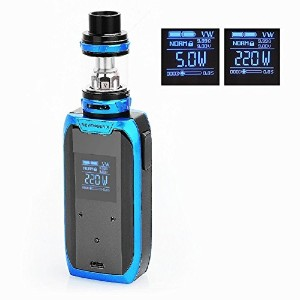 Vaporesso Revenger X 220W TC Kit with NRG Tank (青)