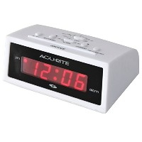 AcuRite 13001 Intelli-Time Digital Alarm Clock [並行輸入品]