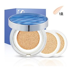[su:m37/スム37°]Water Full CC Cushion Perfect Finish Special Set No. 1 (SPF50+/ PA+++) / 水プールCCクッションパー...