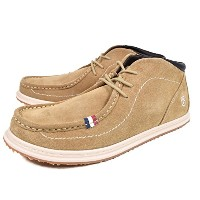 conqueror コンカラーシューズ FLOATER SUEDE フロータースウェード / 靴 スニーカー メンズシューズ SUEDE TAUPE US9.5(27.5cm)