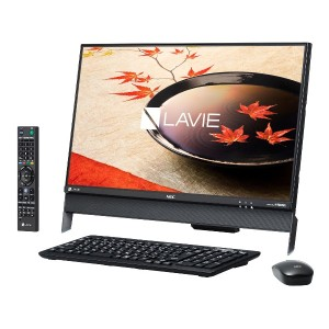 新品 NEC LAVIE Desk All-in-one DA370/FAB PC-DA370FAB [ファインブラック].