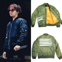【EMS 無料配送】 BIGBANG MADE ジャンパー JUMPER パーカー / 2015 MADE CONCERT GOODS / BIGBANG MADE REVERSIBLE JACKE...