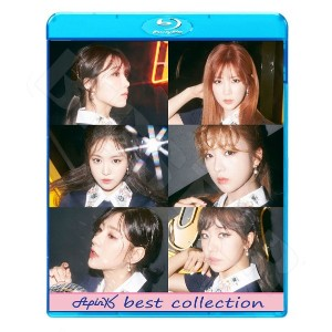 【Blu-ray】☆★Apink 2017 BEST COLLECTION★Five Only One Remember Luv【エーピンク ブルーレイ KPOP DVD】【メール便は2枚まで】