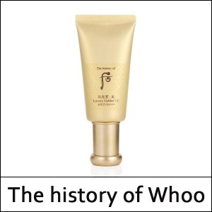 [The History Of Whoo] Whoo Gongjinhyang:Mi - Luxury Golden CC 45ml / CC Cream