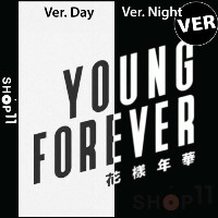 【Day VER】BTS Young ForeVER SPECIAL ALBUMHYYH 防弾少年団 花様年華 pt.3 スペシャルアルバム【レビューで生写真5枚】【送料無料】【ポスターオンパック】