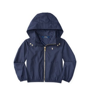 Hooded Windbreaker_65635496  polo