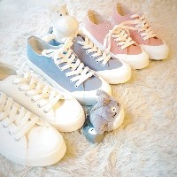 SPAO HIGH-LIGHT SNEAKERS 6COLOR shoes