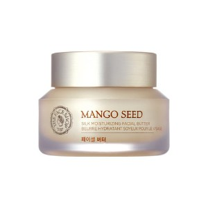 ★The Face Shop★[Facial Butter] Mango Seed Silk Moisturizing Facial Butter(50ml)