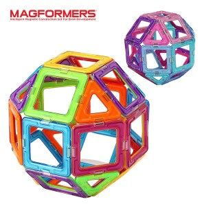 Magformers マグフォーマー Magformers 30 マグフォーマー30ピースセット おもちゃ 玩具 知育玩具 キッズ 空間認識 展開図