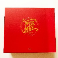 SM TOWN SUM Cafe Welcome Back TVXQ (東方神起) MAX Special Celebration Box