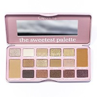 (メイクアップセット) Beauty Creations The Sweetest / Sugar Sweets Eyeshadow Palette-  polo