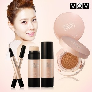 [VOV] ボブ・ヤング・カバークッショニング・ファンデーション (Young Cover Cushioning Foundation)