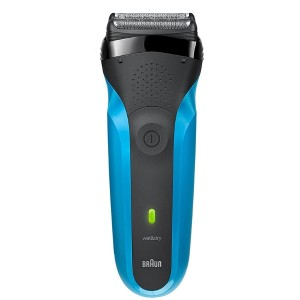 Braun Series 3 310s Wet  Dry Electric Shaver for Men Rechargeable Electric Razor Blue New