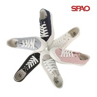 【SPAO】スパオハイライトロートップ「SPPG749A01」/SPAO Highlight low top/6カラー・230?280mm