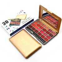 Miss Rose Lip Makeup Palette 24 Color Velvet Matte Lipstick Cream Waterproof Nude Lip Blam Lipstick