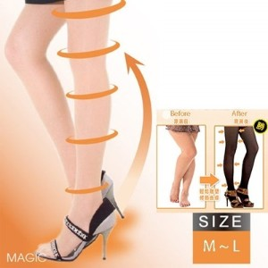 M15 Medical Compression Varis Beauty Waist Leg Shaper Pantyhose Stocking