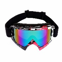 Wolfbike Unisex UV400 Protection Ski Goggles Outdoor Sports Snowboarding Skate Goggles Snow Skiing S