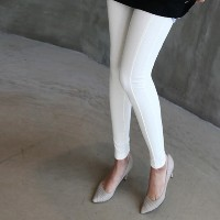 [zoozoom] Incision line daily leggings 3color / 25970