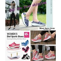 slimming shoes Sneakers Running Rocking Shoes Woven shoes Dance Shoes Casual Shoes Lose Weight Body