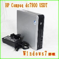 中古良品 HP Compaq dc7900 USDT Base Unit PC -Windows7 Professional 32bit・Celeron CPU 450/2.20GHz・メモリ3GB...
