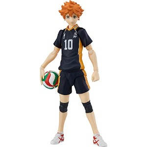 figma ハイキュー!! 日向翔陽  ノンスケール ABS&PVC製 塗装済み可動フィギュア