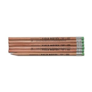 FIELD NOTES PENCILS 6-PACK [FB006]