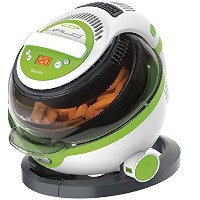 Breville VDF105 Halo Plus Health Fryer - White/Green [並行輸入品]