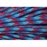 Baby Jack 50Ft 550lb Type III Paracord Survival Rope by PARACORD PLANET